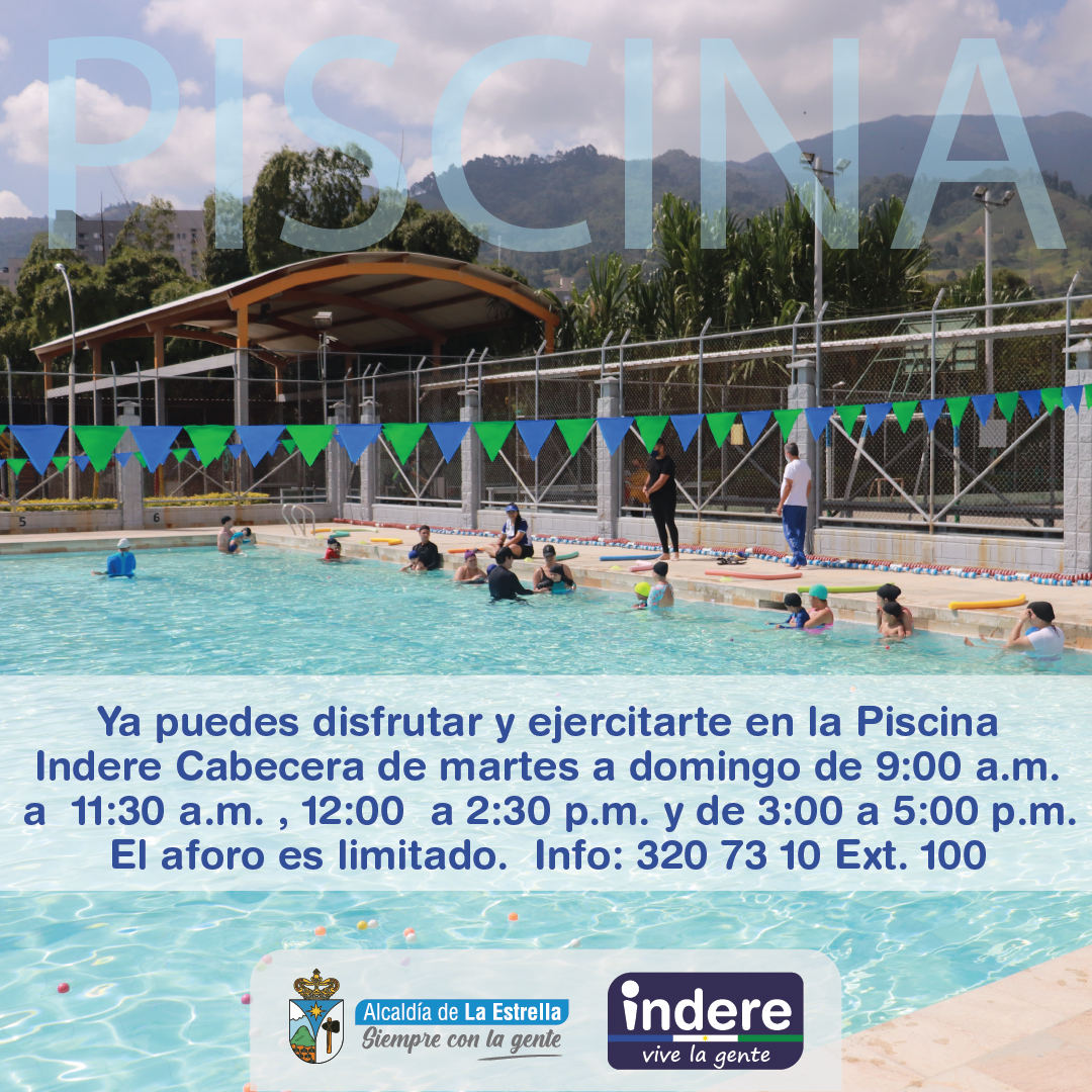 Piscinas Indere