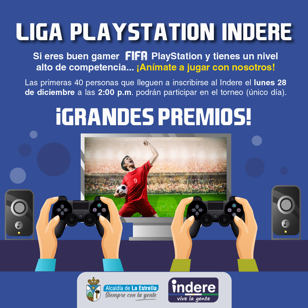 Liga Playstation Indere